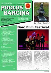 Pogłos Barcina – listopad