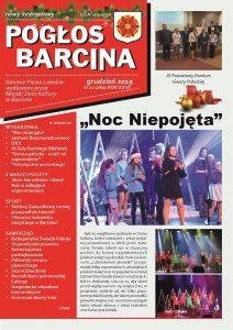 Pogłos Barcin – grudzień 2019