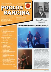 Pogłos Barcina – czerwiec