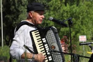 "PARK SZTUKI I ""Skrzypce i akordeon"""