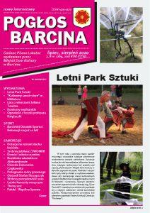 POGŁOS BARCINA | LIPIEC, SIERPIEŃ 2020