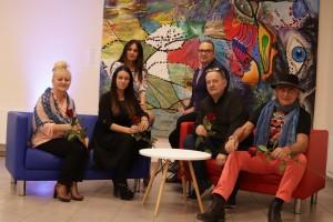 Wernisaż   wystawa prac z Domu Artysty w Inowrocławiu