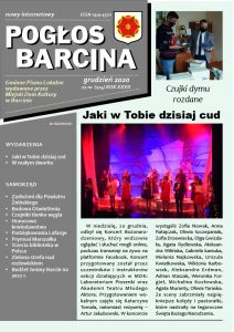 Pogłos Barcina – grudzień 2020