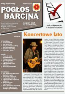 Pogłos Barcina – sierpień