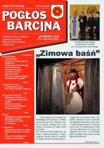 Pogłos Barcina – grudzień 2017