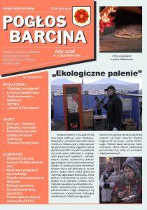 Pogłos Barcina – luty 2018