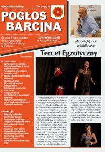 Pogłos Barcina – czerwiec 2018