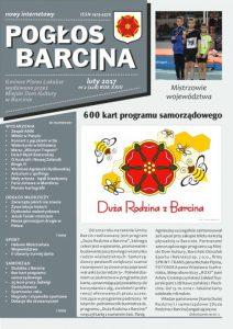 Pogłos Barcina – luty 2017