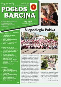 Pogłos Barcina – maj 2018