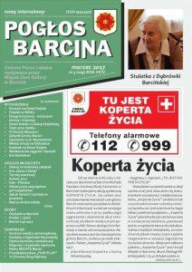 Pogłos Barcina – marzec 2017