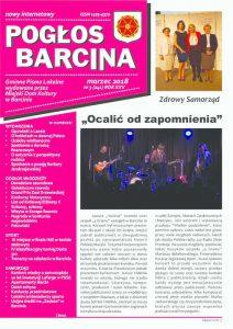 Pogłos Barcina – marzec 2018