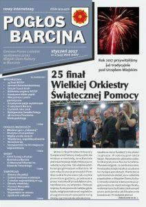Pogłos Barcina – styczeń 2017