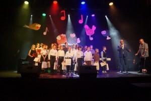 Koncert uczniów Ogniska Muzycznego MDK