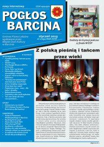 Pogłos Barcina – styczeń 2019