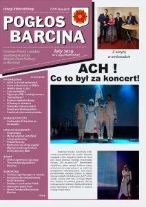 Pogłos Barcina – luty 2019