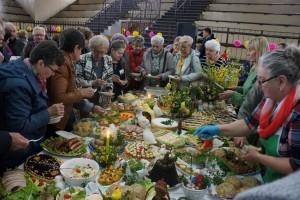 IX Powiatowe prezentacje stołów Wielkanocnych