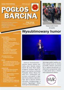 Pogłos Barcina – maj 2019