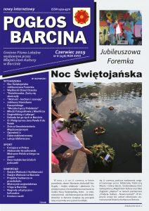 Pogłos Barcina – czerwiec 2019