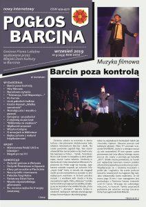 Pogłos Barcina – wrzesień 2019