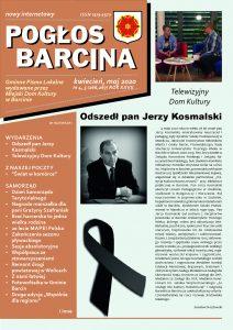 Pogłos Barcina – kwiecień, maj
