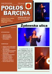Pogłos Barcina- październik 2020