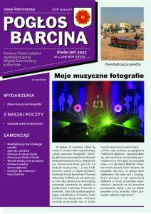 Pogłos Barcina – kwiecień 2021